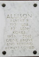 Profile photo:  Albert Paul Allison