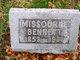 Profile photo:  Missouri <I>Gorman</I> Bennett