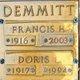 Profile photo:  Francis H Demmitt