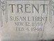 Susan L. <I>Lipscomb</I> Trent