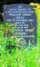 """William """"Bill"""" Deeks"""