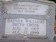 Mattie Dafner <I>Williams</I> Crook
