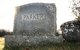 Harriet Sabra <I>Gates</I> Parker