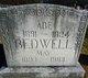 "Profile photo:  Abraham ""Abe"" Bedwell"