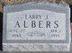 Larry Joe Albers