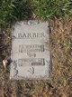 Profile photo:  A. Forrest Barber