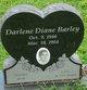 Profile photo:  Darlene Diane Barley