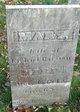 Mary <I>Conner</I> Barstow
