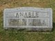 Profile photo:  Carrie M. Anable