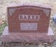 Patty Dean <I>Foster</I> Baker