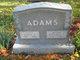 Homer P Adams