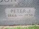 Peter Billson