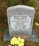 Orville Wayne Ballance