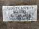 Profile photo:  Augusta Virginia <I>Douthit</I> Bessent