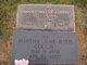 "Martha Jane ""Sis"" <I>Boyd</I> Collins"