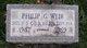 Philip Grant Weir