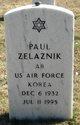 Paul Zelaznik