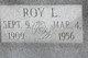 Roy L Beaver