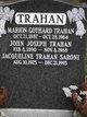 Marion <I>Gothard</I> Trahan