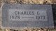 Charles Gustave Sherer
