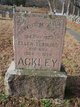 Ellen Louisa <I>Brainard</I> Ackley