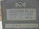 Profile photo:  Joseph Daniel Crager, Sr