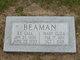 Mary E. <I>Parks</I> Beaman