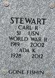 Profile photo:  Ada Kezia <I>Earl</I> Stewart