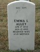 Emma Lee Alley