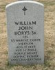 William John Borys, Sr