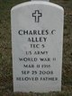Charles C Alley