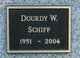 Profile photo:  Dourdy W Schiff
