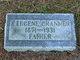Profile photo:  A Eugene Cranmer