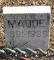 Maude Miller