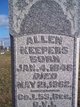 Profile photo:  Allen Keepers