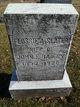 Profile photo:  Flossie A <I>Slater</I> Bailey