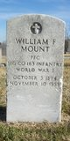 William Thomas Mount