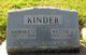 Profile photo:  Barbara June <I>Duncan</I> Kinder