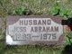 Profile photo:  Jess Abraham