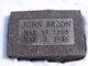 John Brzon
