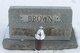 Ethel Brown