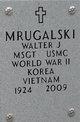 Walter J Mrugalski