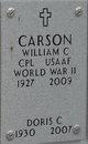 William Calhoun Carson