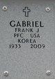 Frank John Gabriel