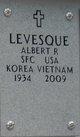 Albert R Levesque
