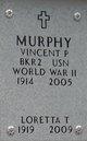 Vincent P Murphy