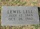 Lewis Lell