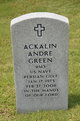 Profile photo:  Ackalin Andre Green