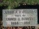 Abby Ann <I>Richards</I> Bidwell