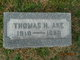 Profile photo:  Thomas H. Ake